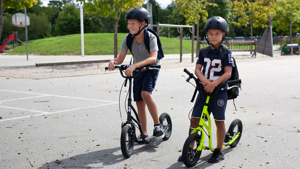 sparkcykel kids